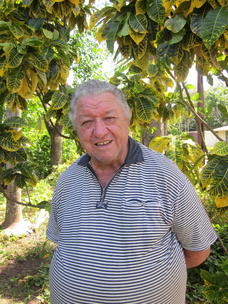 Australian Trade Unionist and Political Activist, Brian Manning Senior (1932 – 2013), Brian's house, Stuart Park, May 2011