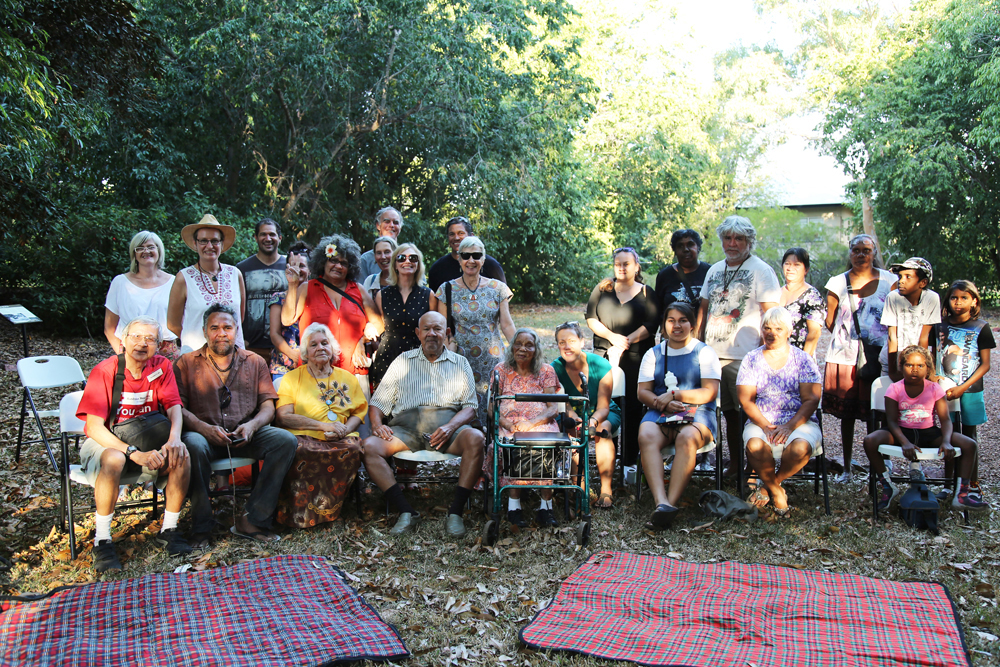 Friends of Kahlin NAIDOC Week Event, Myilly Point Cultural Precinct, 12 July 2015