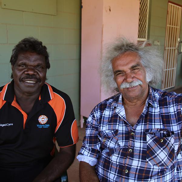 Timothy Donald Japarta, Maurie Ryan Japarta, Kalkaringi, 6 July 2015