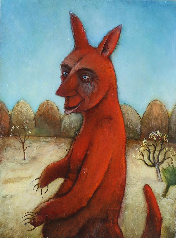 Kangarooman
