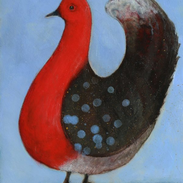 The Crimson Dove