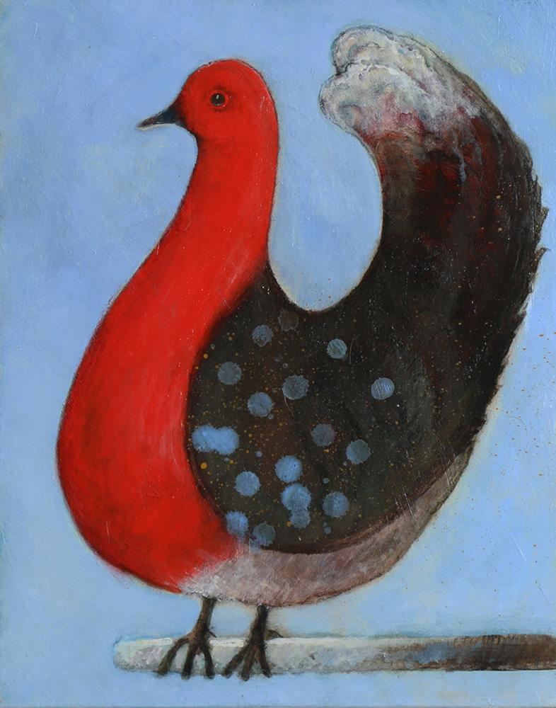 The Crimson Dove