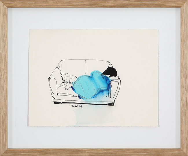 Couch by Geoff Todd