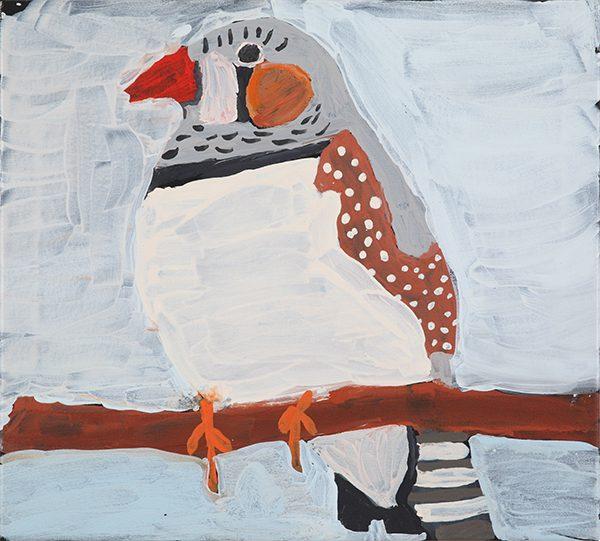 Zebra Finch (19-493)