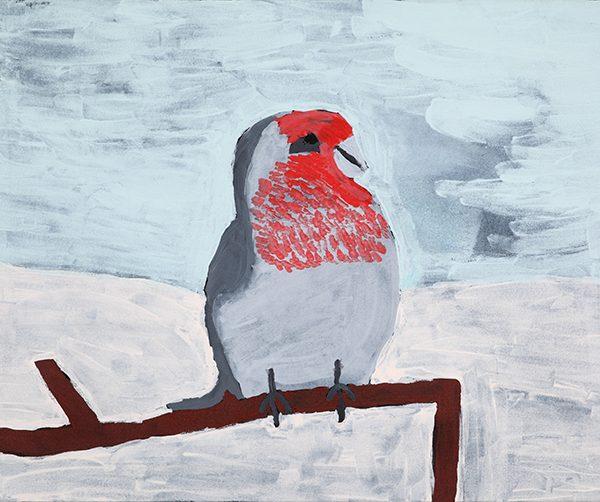 Lonely Bird (19-582)
