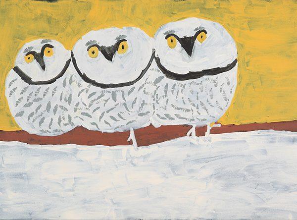Owl's (19-576)