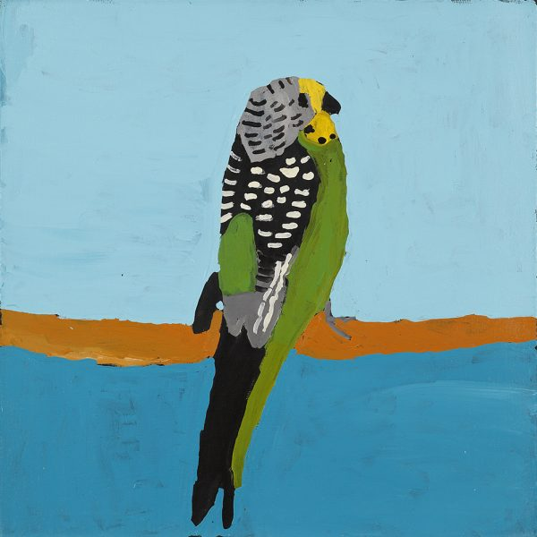Green Budgie (20-780)