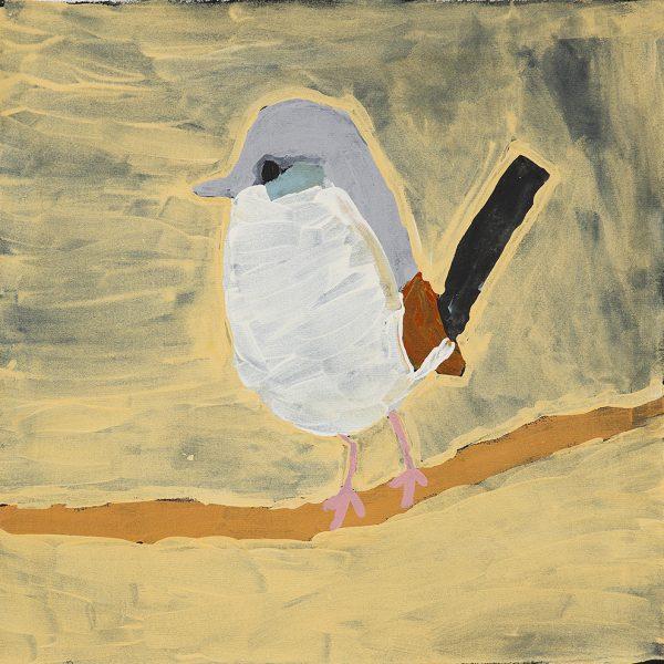 Little Fat Bird (20-354)
