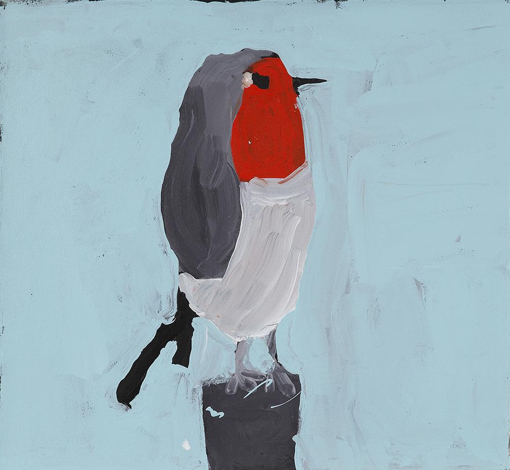 Scarlet Robin (20-671)