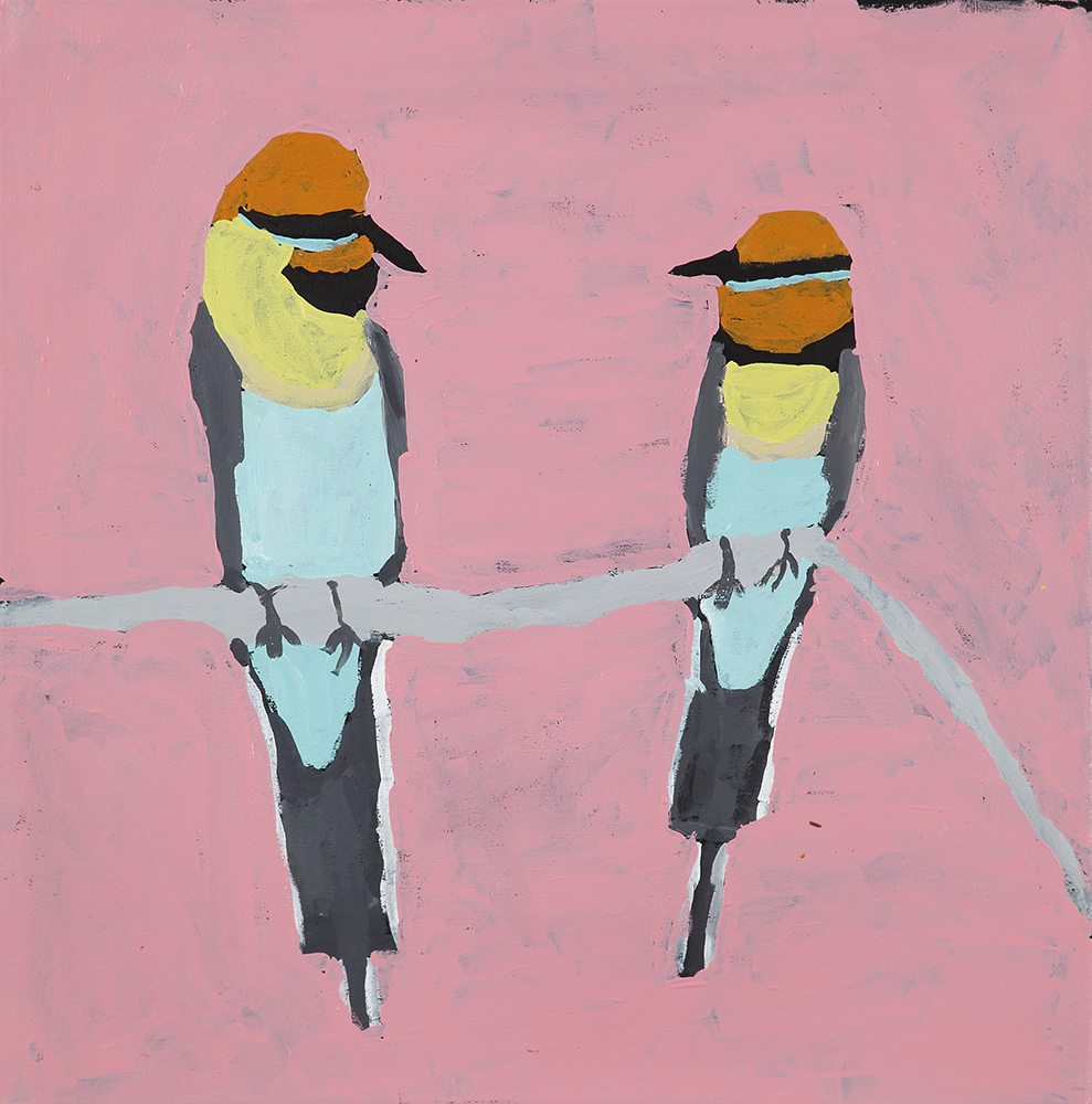 Two Kingfishers (20-797)