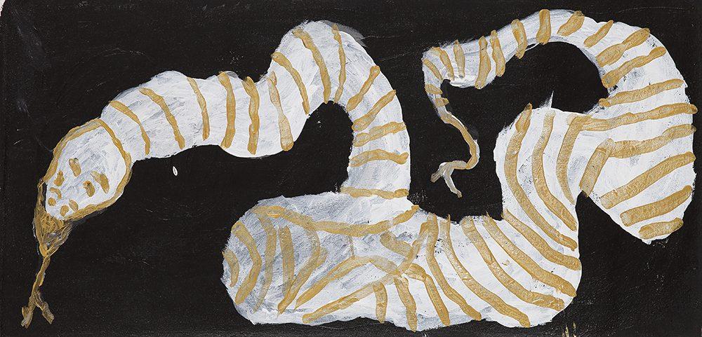 Jila (snake, living water) (20-1295)