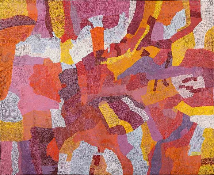 Untitled (18-21) by Patsy Mudgedell