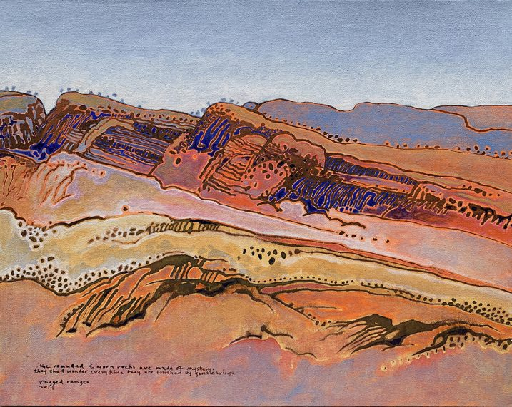Ragged Ranges by Ray Firth